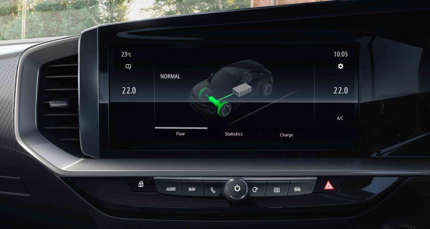 2021 Vauxhall Mokka debuts – brand new Vizor fascia, CMP platform, digital cockpit; EV gets 320 km range Image #1135786