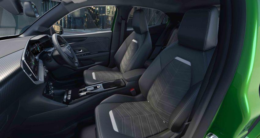 Vauxhall Mokka 2021 – generasi baru dengan pilihan varian elektrik penuh, platform CMP, kokpit digital Image #1135966