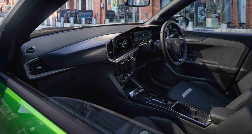 2021 Vauxhall Mokka debuts – brand new Vizor fascia, CMP platform, digital cockpit; EV gets 320 km range Image #1135792