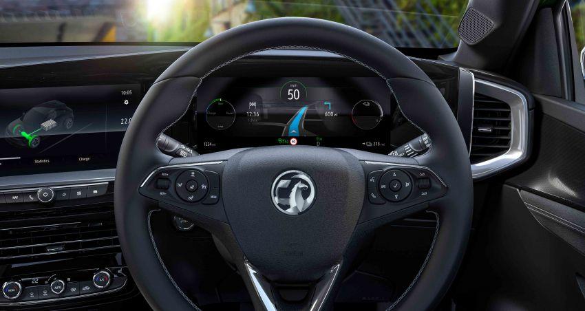 Vauxhall Mokka 2021 – generasi baru dengan pilihan varian elektrik penuh, platform CMP, kokpit digital Image #1135968