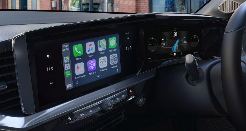 Vauxhall Mokka 2021 – generasi baru dengan pilihan varian elektrik penuh, platform CMP, kokpit digital Image #1135970