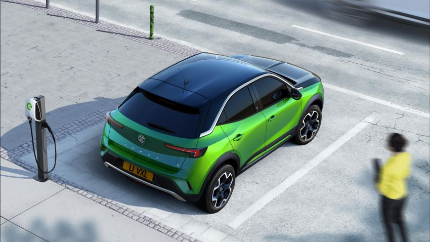 Vauxhall Mokka 2021 – generasi baru dengan pilihan varian elektrik penuh, platform CMP, kokpit digital Image #1135954