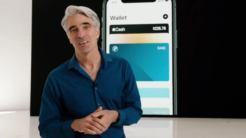 BMW to be the first carmaker to support Apple's new CarKey feature – use your iPhone as a digital car key Image #1134228