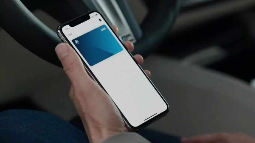 BMW to be the first carmaker to support Apple's new CarKey feature – use your iPhone as a digital car key Image #1134231