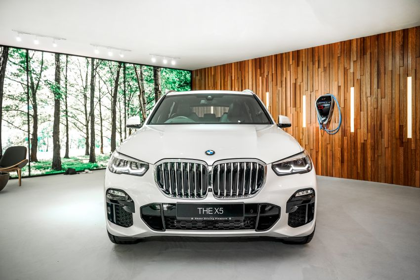 2020 BMW X5 xDrive45e PHEV launched – 3.0L turbo, 394 PS, 77 km electric range, RM441k without SST Image #1132103