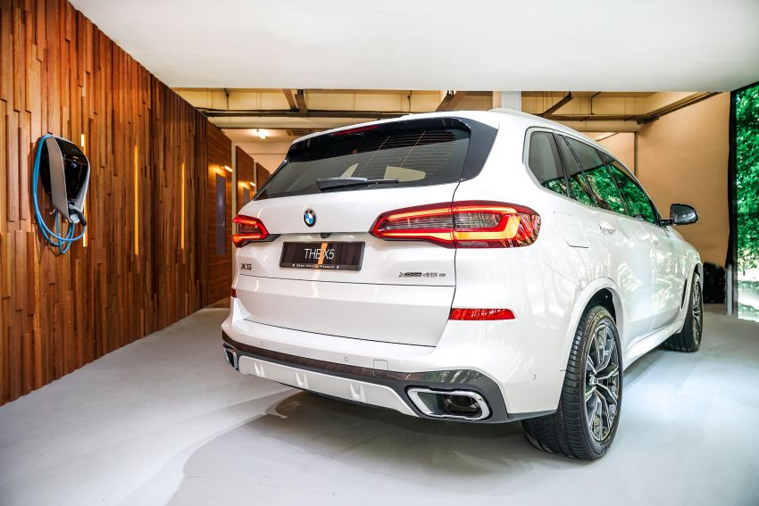 2020 BMW X5 xDrive45e PHEV launched – 3.0L turbo, 394 PS, 77 km electric range, RM441k without SST Image #1132114