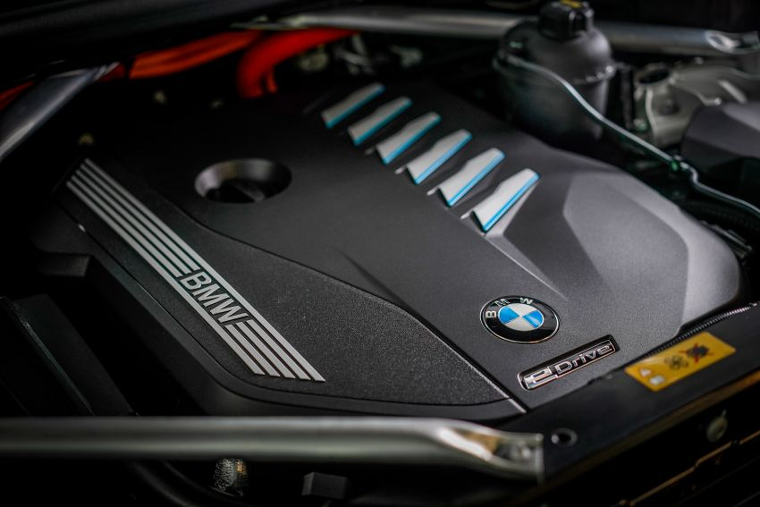 2020 BMW X5 xDrive45e PHEV launched – 3.0L turbo, 394 PS, 77 km electric range, RM441k without SST Image #1132118