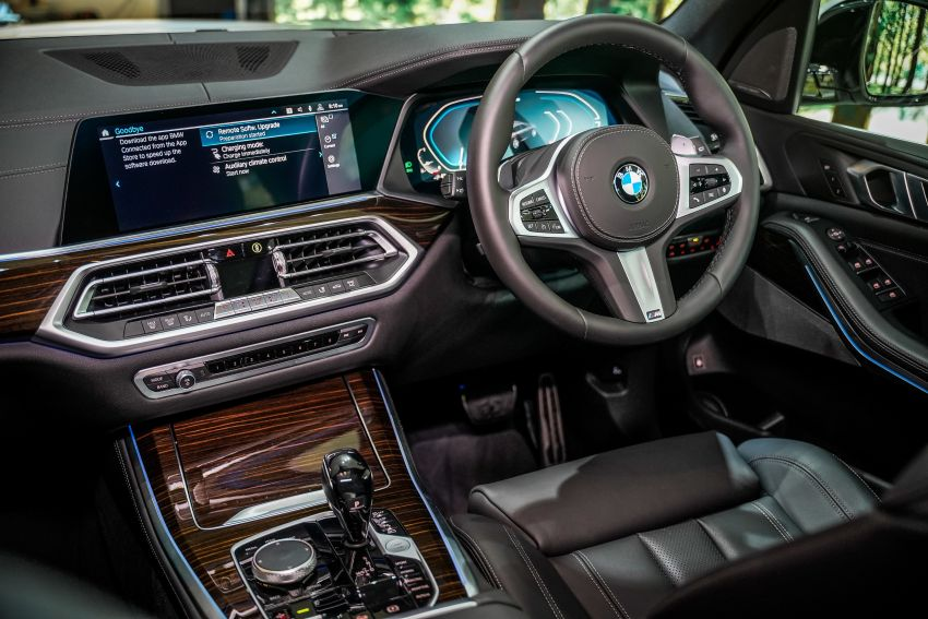2020 BMW X5 xDrive45e PHEV launched – 3.0L turbo, 394 PS, 77 km electric range, RM441k without SST Image #1132120