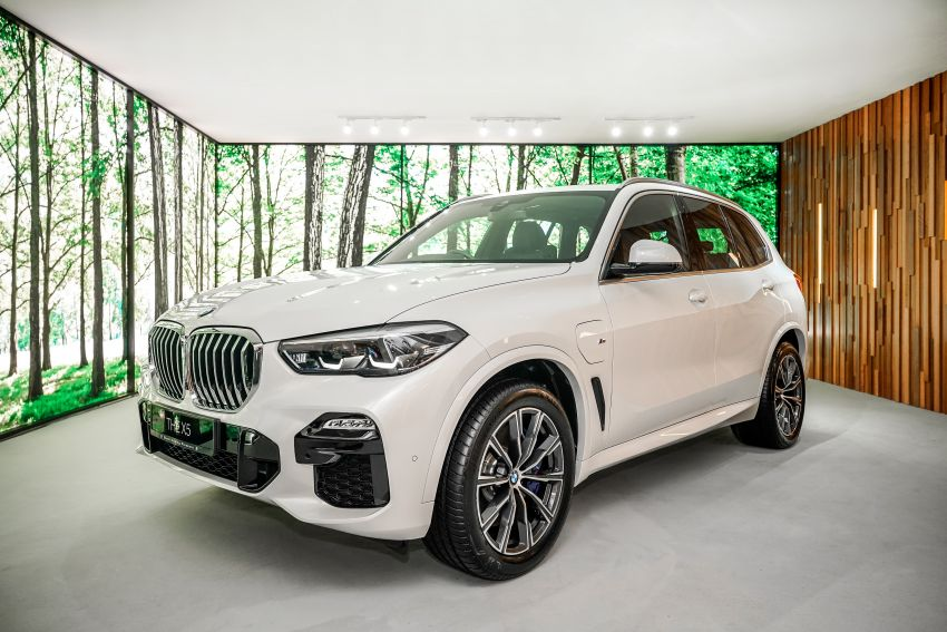 2020 BMW X5 xDrive45e PHEV launched – 3.0L turbo, 394 PS, 77 km electric range, RM441k without SST Image #1132104