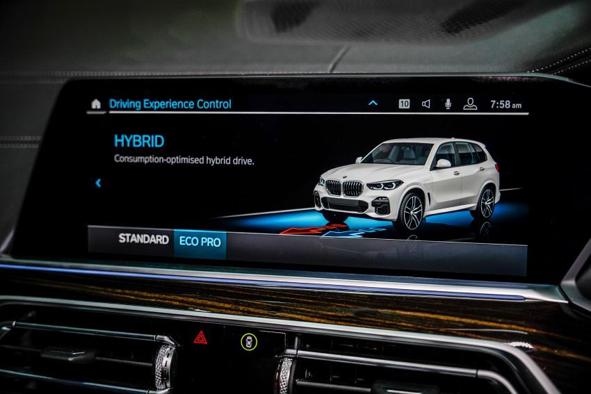 2020 BMW X5 xDrive45e PHEV launched – 3.0L turbo, 394 PS, 77 km electric range, RM441k without SST Image #1132082