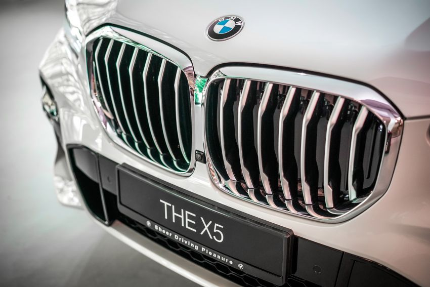 2020 BMW X5 xDrive45e PHEV launched – 3.0L turbo, 394 PS, 77 km electric range, RM441k without SST Image #1132107