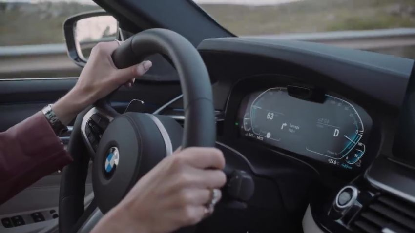 BMW showcases wireless Android Auto on its cars Image #1136112