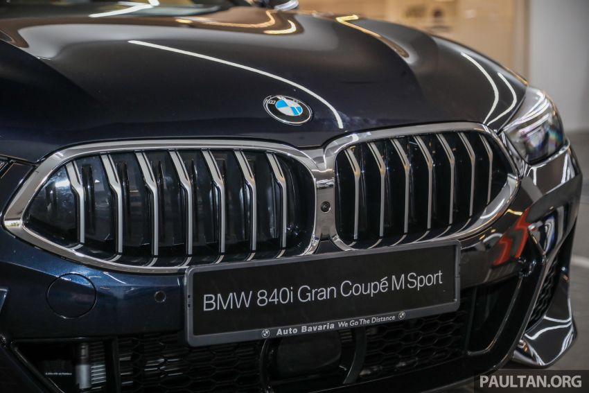 GALLERY: 2020 G16 BMW 840i Gran Coupe M Sport in Malaysia – 340 PS 3.0L turbo straight-six; from RM937k Image #1134327