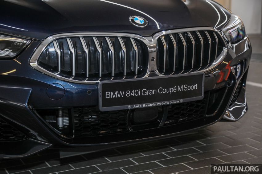 GALLERY: 2020 G16 BMW 840i Gran Coupe M Sport in Malaysia – 340 PS 3.0L turbo straight-six; from RM937k Image #1134328
