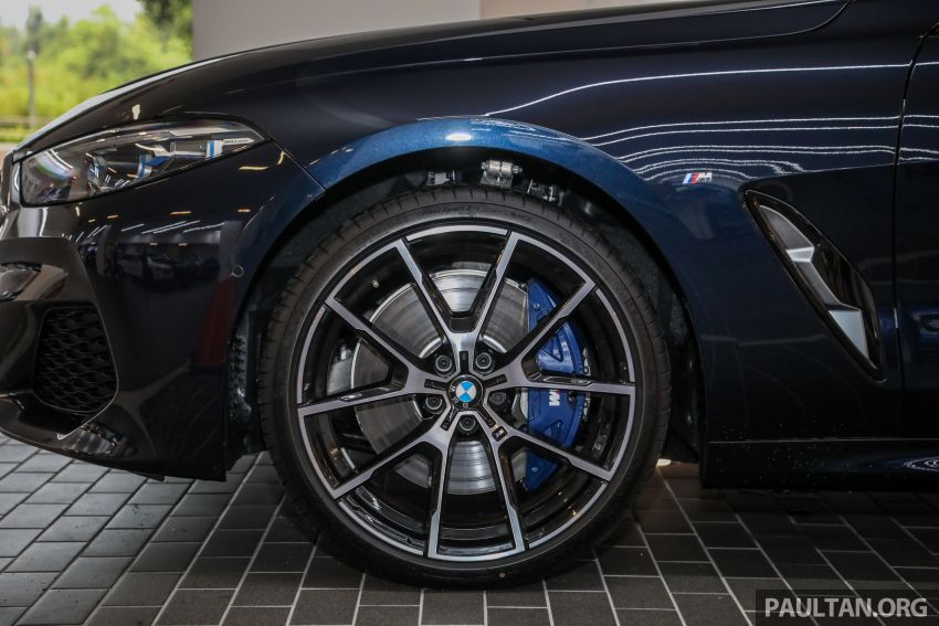 GALLERY: 2020 G16 BMW 840i Gran Coupe M Sport in Malaysia – 340 PS 3.0L turbo straight-six; from RM937k Image #1134329