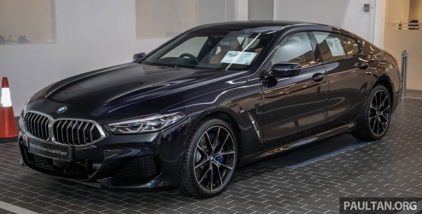 GALLERY: 2020 G16 BMW 840i Gran Coupe M Sport in Malaysia – 340 PS 3.0L turbo straight-six; from RM937k Image #1134316