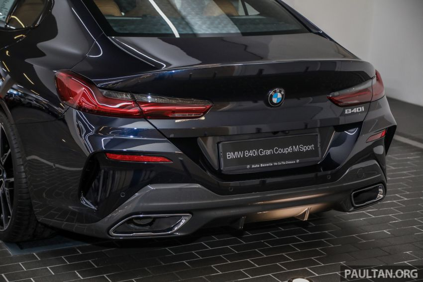 GALLERY: 2020 G16 BMW 840i Gran Coupe M Sport in Malaysia – 340 PS 3.0L turbo straight-six; from RM937k Image #1134337