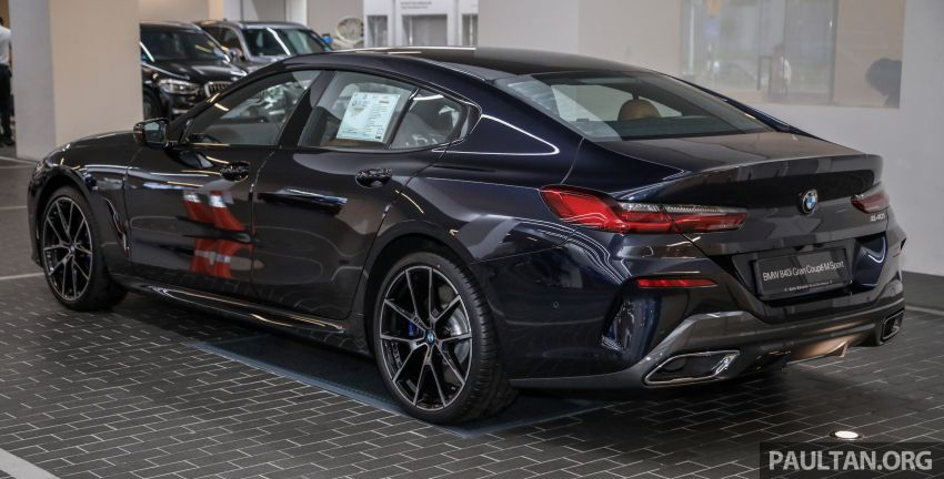 GALLERY: 2020 G16 BMW 840i Gran Coupe M Sport in Malaysia – 340 PS 3.0L turbo straight-six; from RM937k Image #1134318