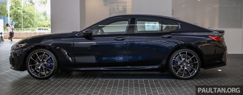 GALLERY: 2020 G16 BMW 840i Gran Coupe M Sport in Malaysia – 340 PS 3.0L turbo straight-six; from RM937k Image #1134321