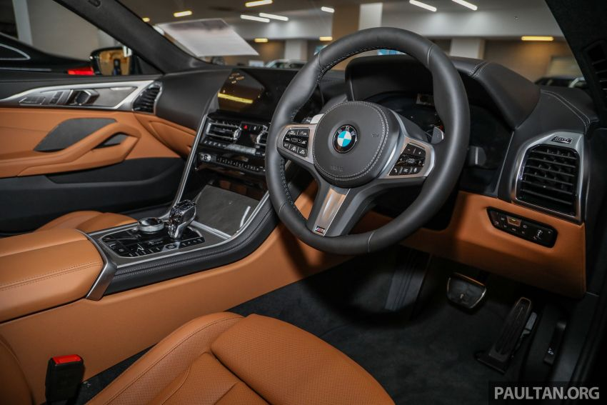 GALLERY: 2020 G16 BMW 840i Gran Coupe M Sport in Malaysia – 340 PS 3.0L turbo straight-six; from RM937k Image #1134347