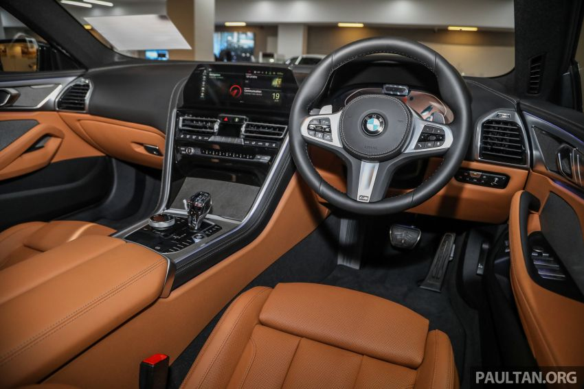 GALLERY: 2020 G16 BMW 840i Gran Coupe M Sport in Malaysia – 340 PS 3.0L turbo straight-six; from RM937k Image #1134367
