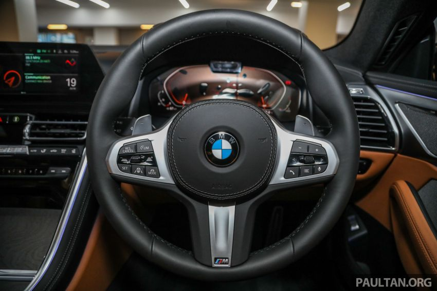 GALLERY: 2020 G16 BMW 840i Gran Coupe M Sport in Malaysia – 340 PS 3.0L turbo straight-six; from RM937k Image #1134349
