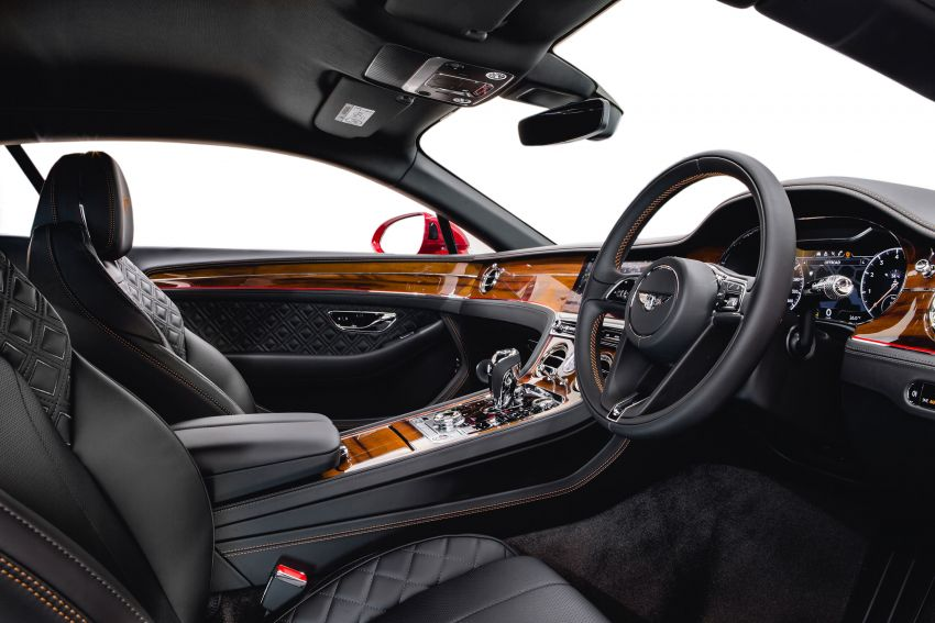 Bentley Continental GT V8 now in Malaysia – 550 PS, 770 Nm, 0-100 in 4.0s, from RM795k before local tax Image #1137856