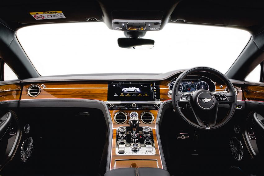 Bentley Continental GT V8 now in Malaysia – 550 PS, 770 Nm, 0-100 in 4.0s, from RM795k before local tax Image #1137869