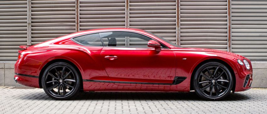 Bentley Continental GT V8 now in Malaysia – 550 PS, 770 Nm, 0-100 in 4.0s, from RM795k before local tax Image #1137880