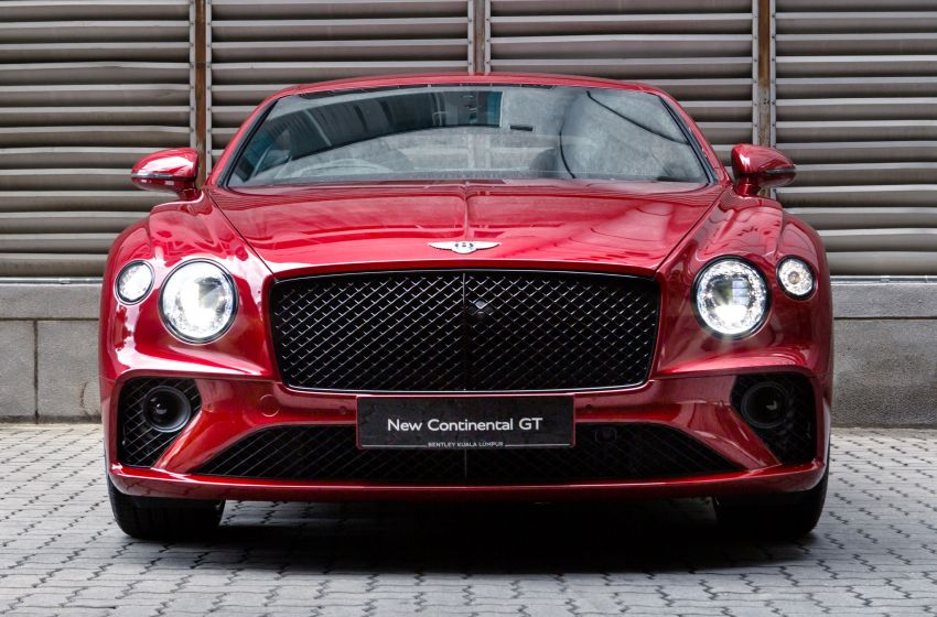 Bentley Continental GT V8 now in Malaysia – 550 PS, 770 Nm, 0-100 in 4.0s, from RM795k before local tax Image #1137884