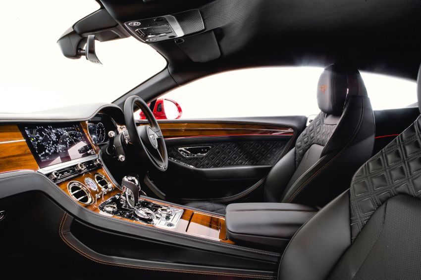 Bentley Continental GT V8 now in Malaysia – 550 PS, 770 Nm, 0-100 in 4.0s, from RM795k before local tax Image #1137866