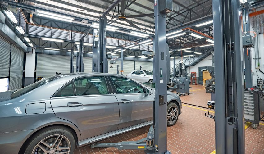 Mercedes-Benz Malaysia and Cycle & Carriage Bintang launch Alor Setar Autohaus, a 3S centre with new CI Image #1138233