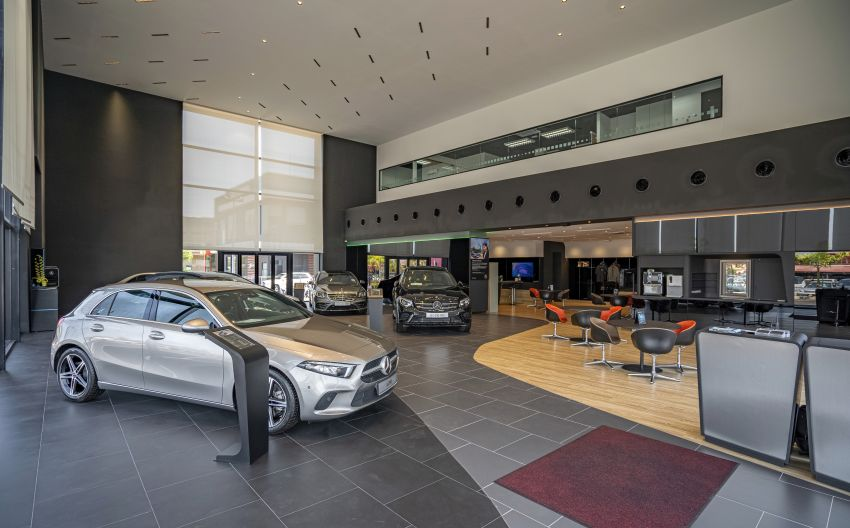 Mercedes-Benz Malaysia and Cycle & Carriage Bintang launch Alor Setar Autohaus, a 3S centre with new CI Image #1138221