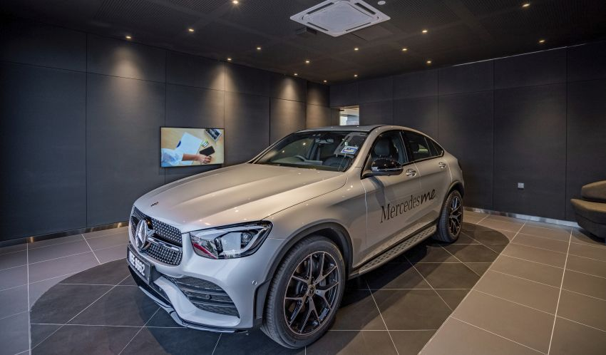 Mercedes-Benz Malaysia and Cycle & Carriage Bintang launch Alor Setar Autohaus, a 3S centre with new CI Image #1138231
