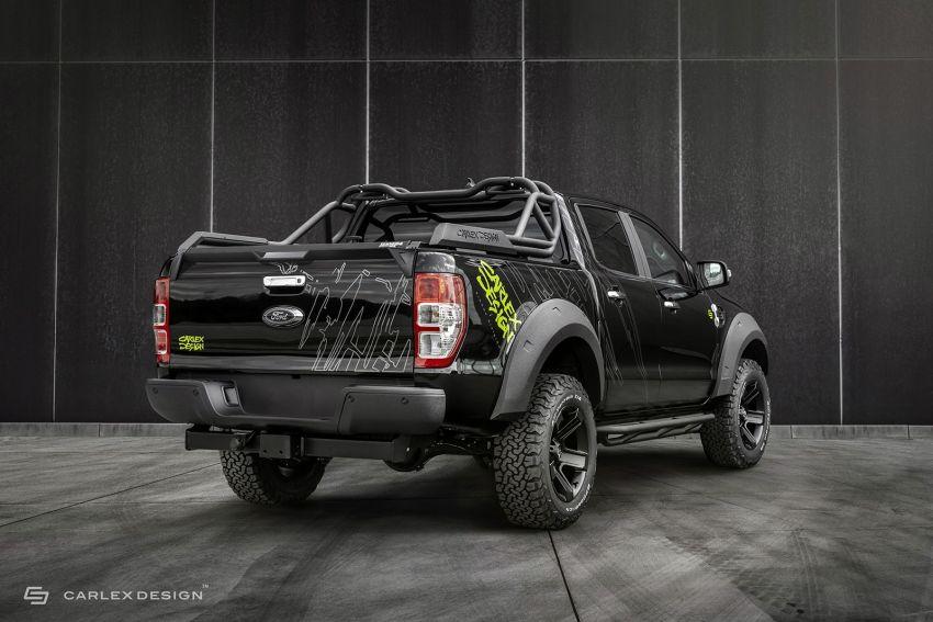 2020 Ford Ranger receives Carlex Design treatment Image #1129952