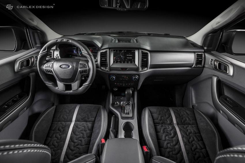 2020 Ford Ranger receives Carlex Design treatment Image #1129949