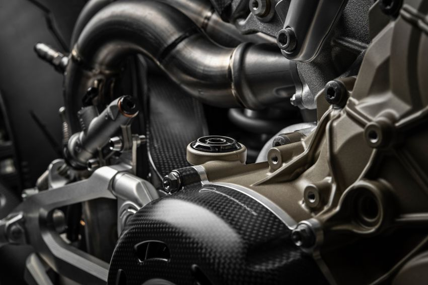 2020 Ducati Superleggera V4 production begins – 226 hp, 159 kg dry weight, only 500 to be made Image #1132533