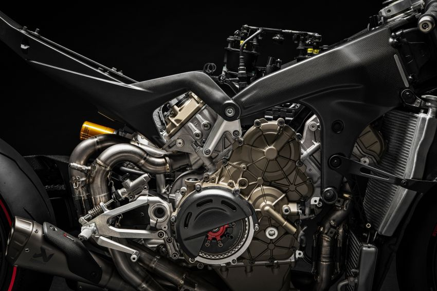2020 Ducati Superleggera V4 production begins – 226 hp, 159 kg dry weight, only 500 to be made Image #1132537
