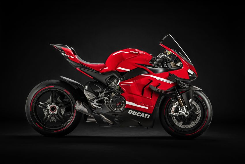 2020 Ducati Superleggera V4 production begins – 226 hp, 159 kg dry weight, only 500 to be made Image #1132548
