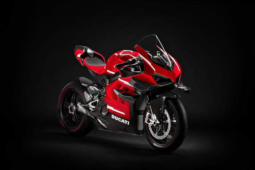 2020 Ducati Superleggera V4 production begins – 226 hp, 159 kg dry weight, only 500 to be made Image #1132551