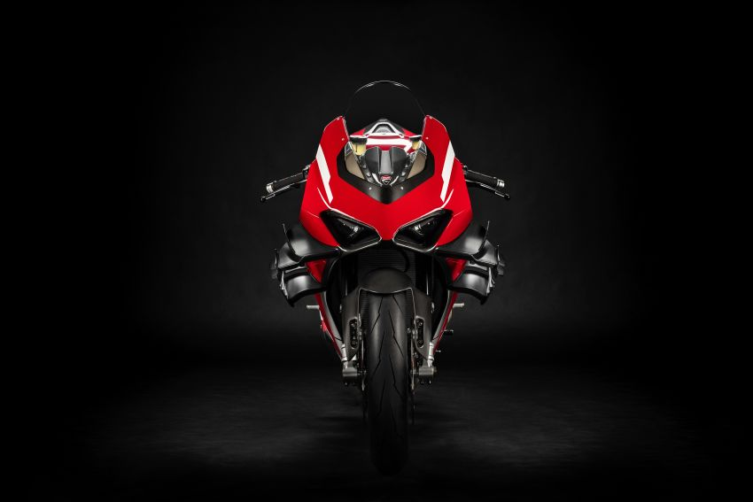 2020 Ducati Superleggera V4 production begins – 226 hp, 159 kg dry weight, only 500 to be made Image #1132552