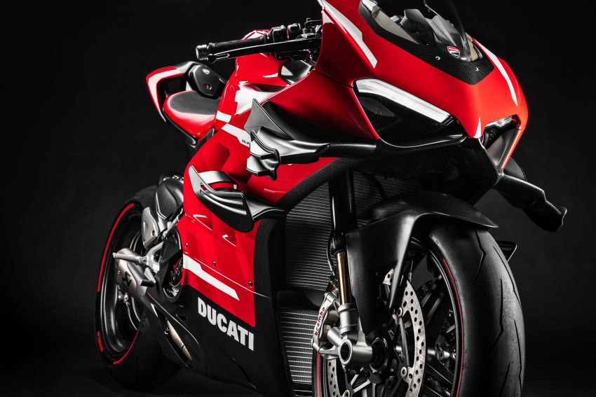 2020 Ducati Superleggera V4 production begins – 226 hp, 159 kg dry weight, only 500 to be made Image #1132584