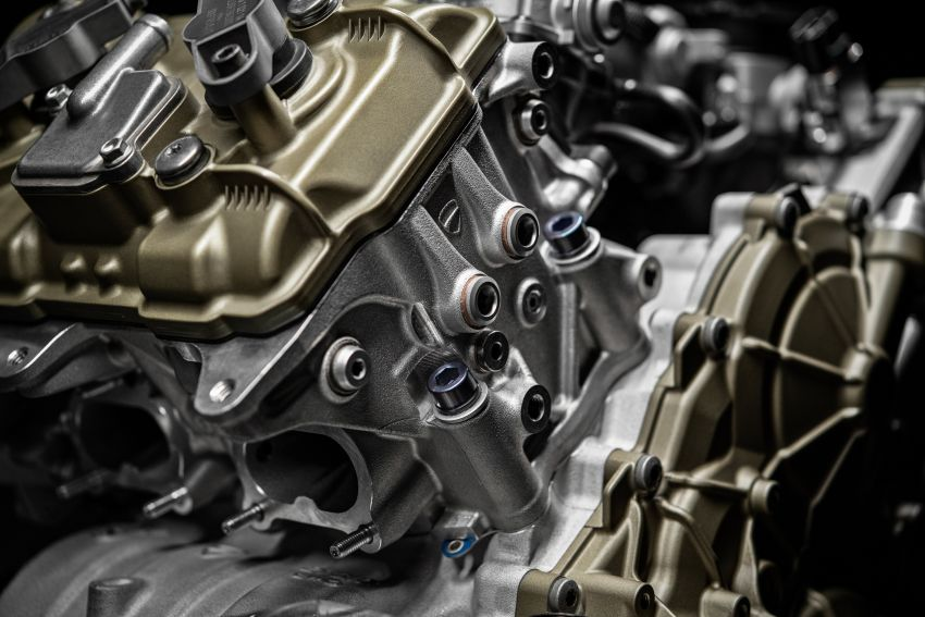 2020 Ducati Superleggera V4 production begins – 226 hp, 159 kg dry weight, only 500 to be made Image #1132600