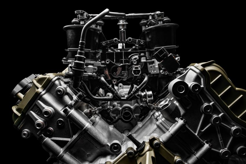 2020 Ducati Superleggera V4 production begins – 226 hp, 159 kg dry weight, only 500 to be made Image #1132622