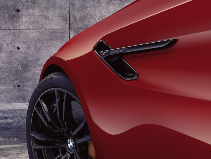 F90 BMW M5 facelift revealed – revised styling and dynamics; 4.4L twin-turbo V8; up to 625 PS, 750 Nm Image #1131560