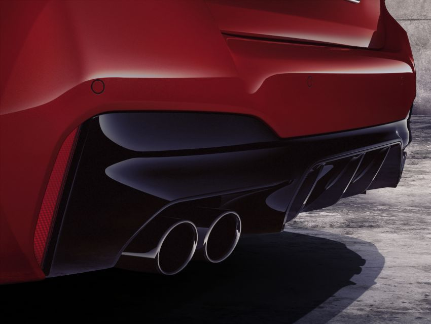 F90 BMW M5 facelift revealed – revised styling and dynamics; 4.4L twin-turbo V8; up to 625 PS, 750 Nm Image #1131562