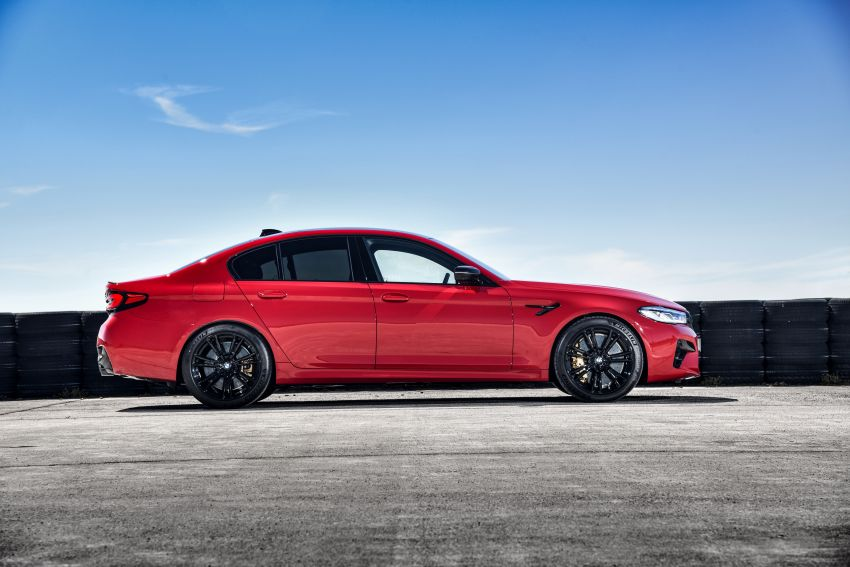 F90 BMW M5 facelift revealed – revised styling and dynamics; 4.4L twin-turbo V8; up to 625 PS, 750 Nm Image #1131610