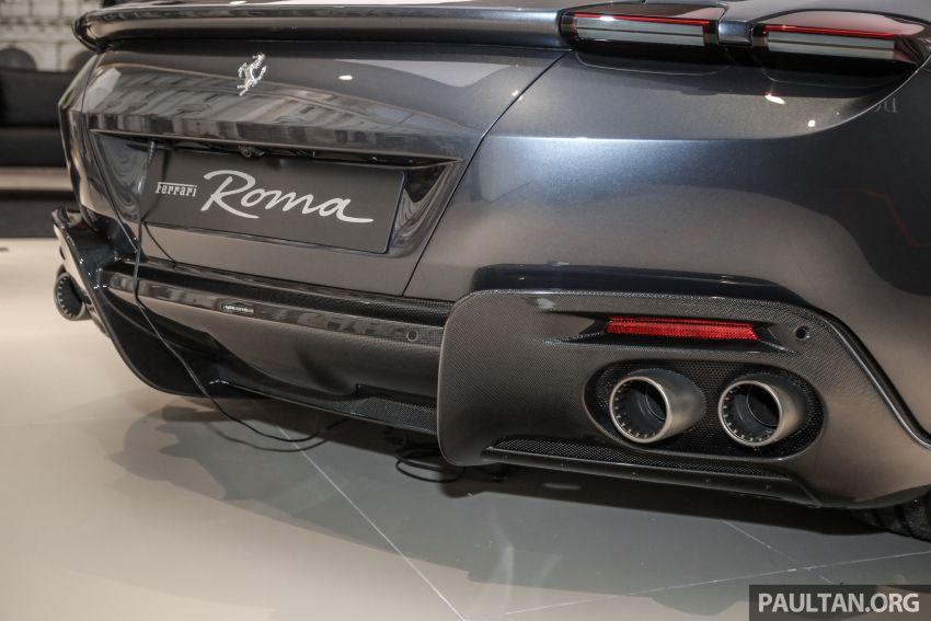 Ferrari Roma debuts in Malaysia – priced fr. RM968,000 Image #1134055