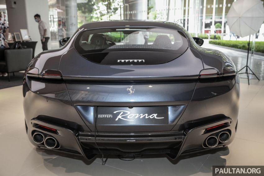 Ferrari Roma debuts in Malaysia – priced fr. RM968,000 Image #1134037