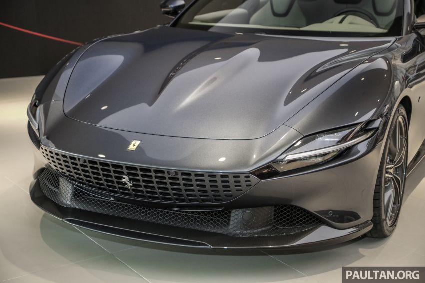 Ferrari Roma debuts in Malaysia – priced fr. RM968,000 Image #1134040